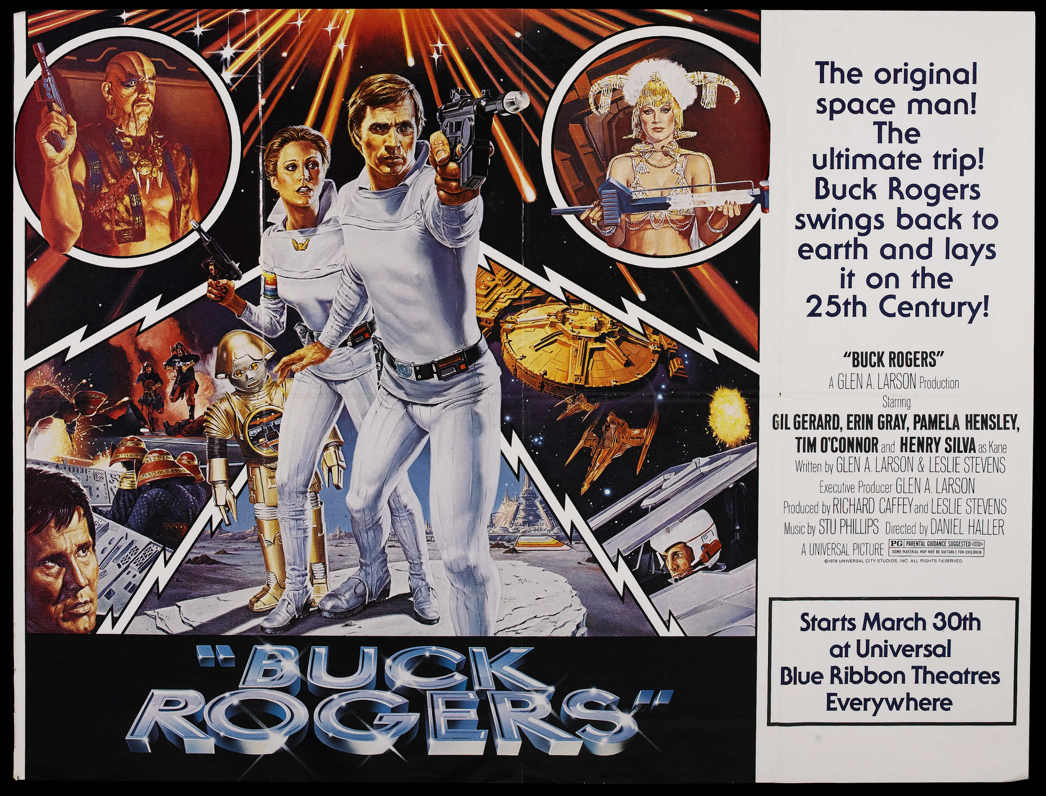 Image result for buck rogers movie
